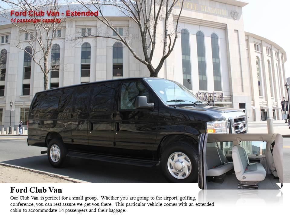 Club Van Extended