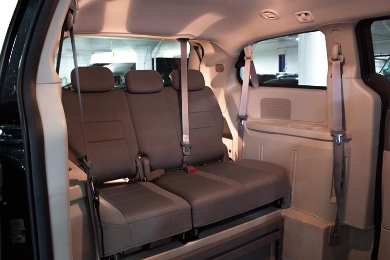 WAV interior