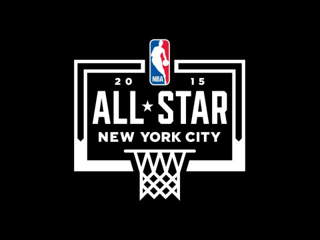 A Cidade de Nova York City sedia a NBA All-Star 2015