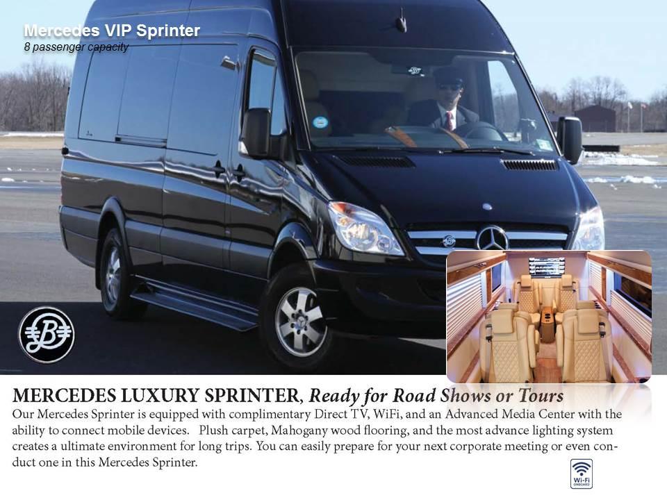 LuxuryMercedesSprinter JETWAY