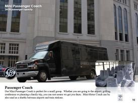 Mini Motor Coach – 24 Passengers