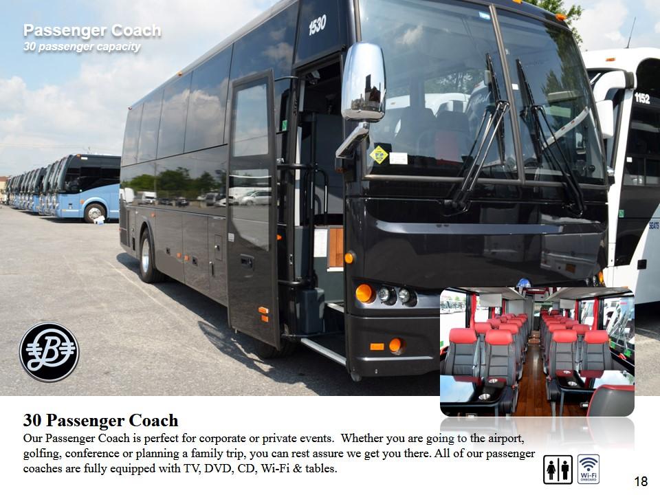 PassengerCoach BermudaLimousine