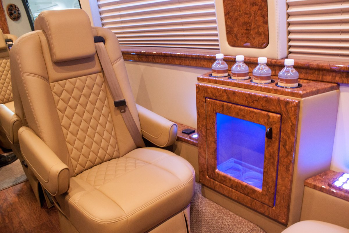 Mercedes Sprinter Luxury VIP