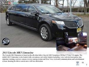 Lincoln Limousine - Limo Service Bermuda Limousine