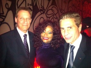 Chaka Khan's Party Birthday