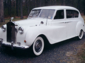 "1962 Rolls Royce ""Silver Cloud"""