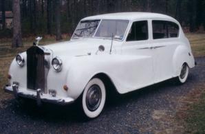 """1962 Rolls Royce """"Silver Cloud"""""""