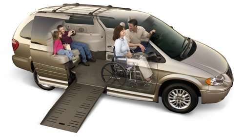 wheelchair accessbile vans