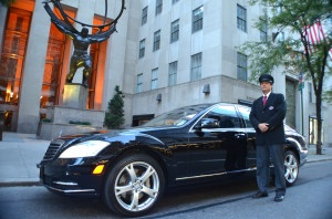 New York Limo Services, chauffeur service, limo service, chauffeur rockefeller