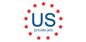 U.S. Private Jets Logo