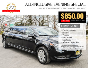 Broadway Limousine Special