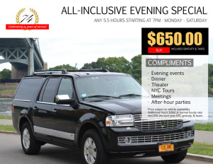Broadway SUV Special