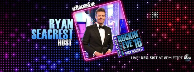 ABC's Dick Clark's New Years Rockin' Eve