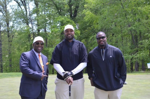 Chris Canty Foundation Champions Golf Classic 2016