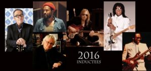 2016 Songwriters Hall of Fame