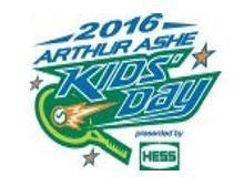 Arthur Ashe Kids Day 2016