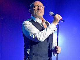 Phil Collins Headlining Opening Night – US OPEN