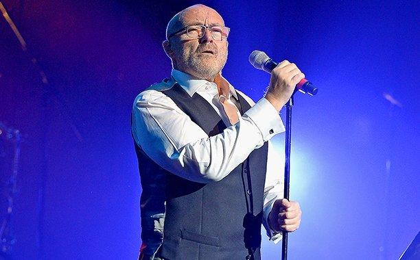 Phil Collins - 2016 US OPEN