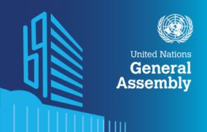 The UN General Assembly (UNGA)