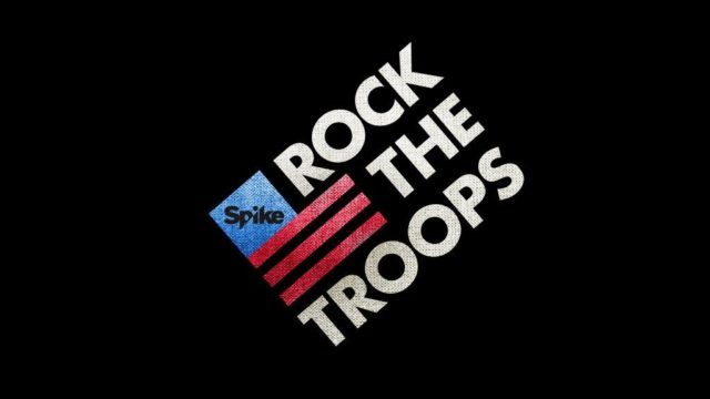 ROCK THE TROOPS